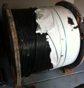240-ct-fiber-Draka-loose-tube-ENHANCED-SINGLE-MODE-fiber-optic-cable-light-armor